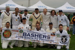 Bashers Business - SCC D1 Champions 2009
