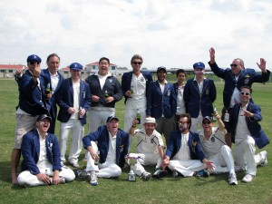 Bashers Leisure - SCC D3 League Champions 2012