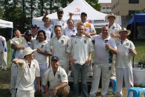 Camel Bashers Nanjing Rural Sixes Bowl Winners 2011