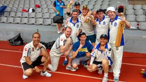 Bashers - Suzhou Sixes Champions 2015
